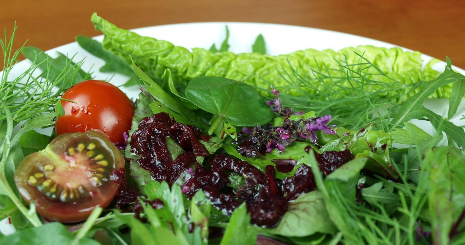 Querbeetsalat