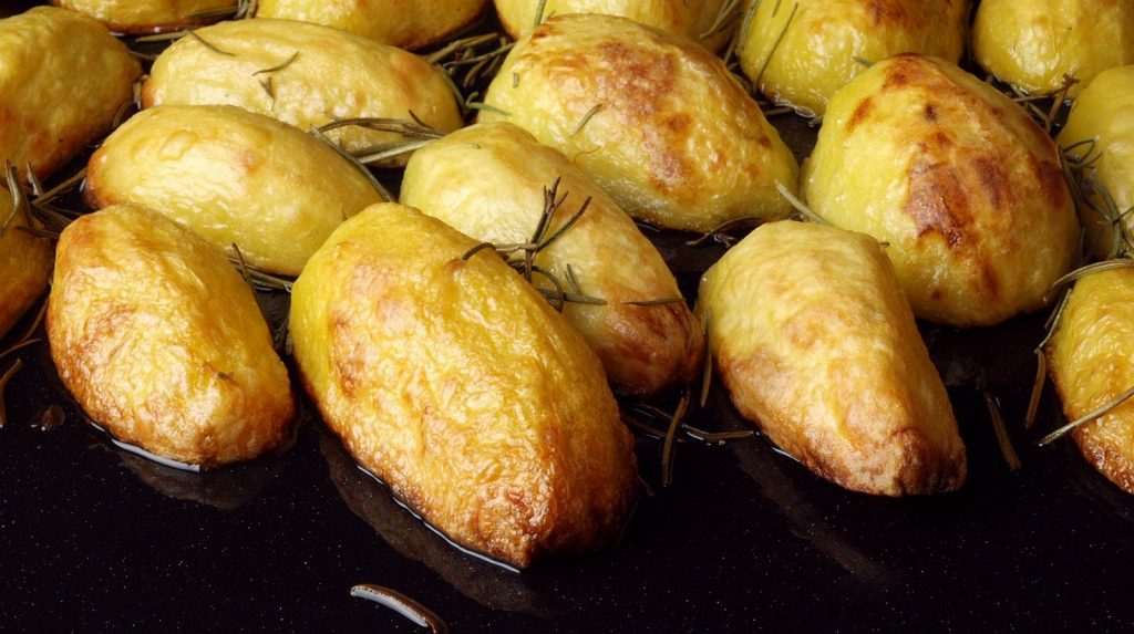 Rosmarin-Backofenkartoffeln