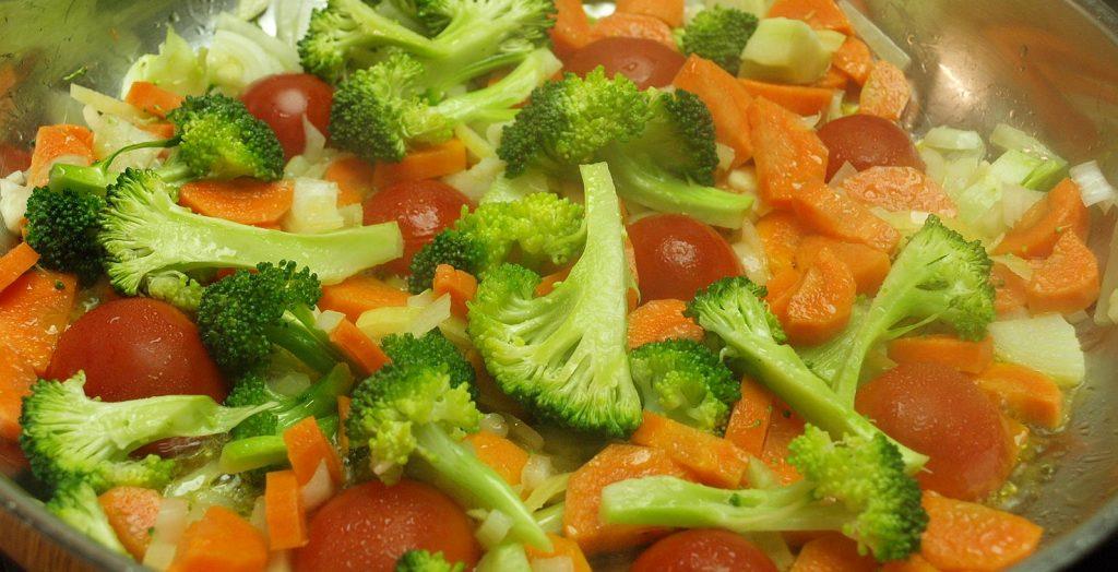 GemüseInPfanne