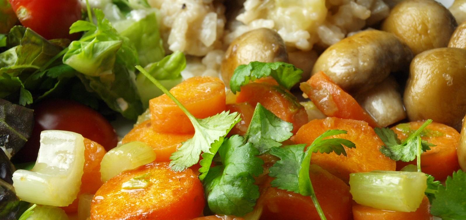 Karotten Sellerie Zitrone