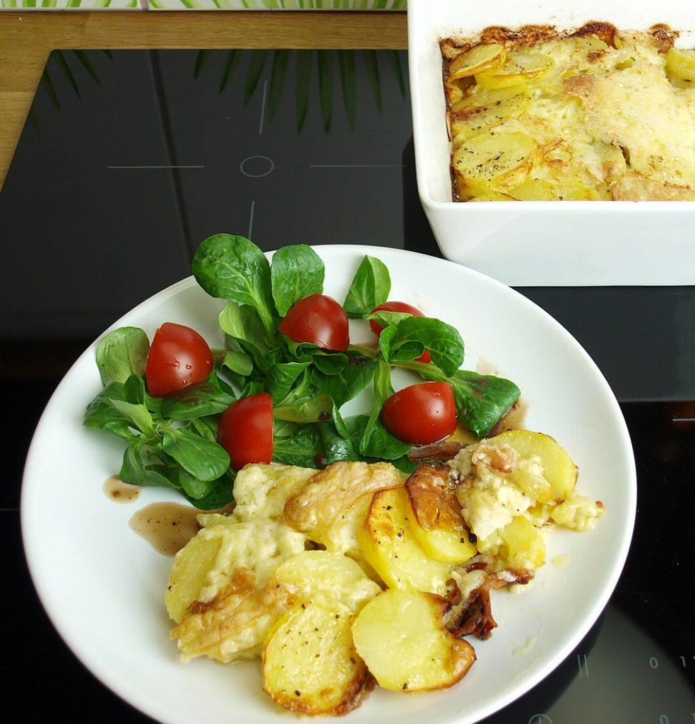 Tartiflette Salat